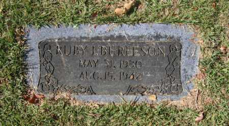 BURLESON, RUBY I. - Lawrence County, Arkansas | RUBY I. BURLESON - Arkansas Gravestone Photos