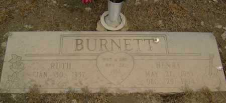 BURNETT, HENRY - Lawrence County, Arkansas | HENRY BURNETT - Arkansas Gravestone Photos
