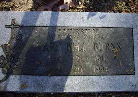BURNS, MARY BELL - Lawrence County, Arkansas | MARY BELL BURNS - Arkansas Gravestone Photos
