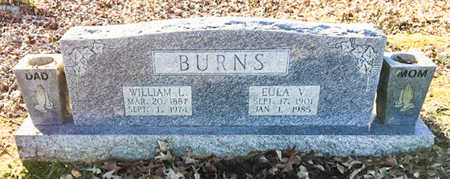 BURNS, WILLIAM LAFAYETTE - Lawrence County, Arkansas | WILLIAM LAFAYETTE BURNS - Arkansas Gravestone Photos