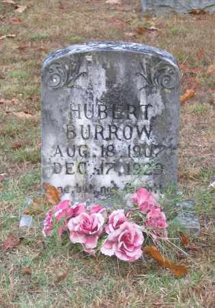 BURROW, HUBERT - Lawrence County, Arkansas | HUBERT BURROW - Arkansas Gravestone Photos
