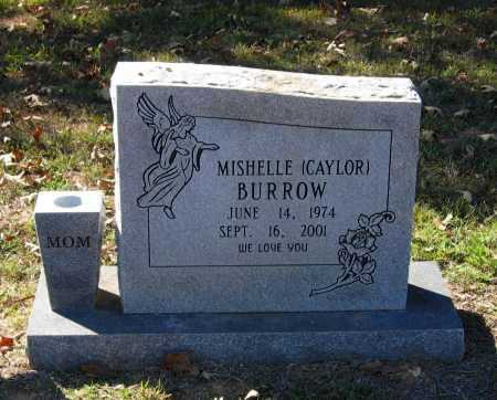 "CAYLOR BURROW, MISHELLE ""MISSY"" - Lawrence County, Arkansas 
