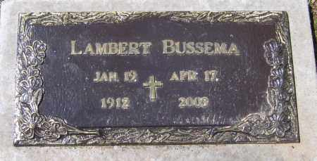 BUSSEMA, LAMBERT - Lawrence County, Arkansas | LAMBERT BUSSEMA - Arkansas Gravestone Photos