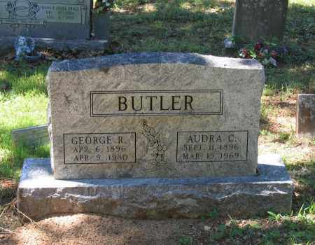BUTLER, AUDRA CLEORA - Lawrence County, Arkansas | AUDRA CLEORA BUTLER - Arkansas Gravestone Photos
