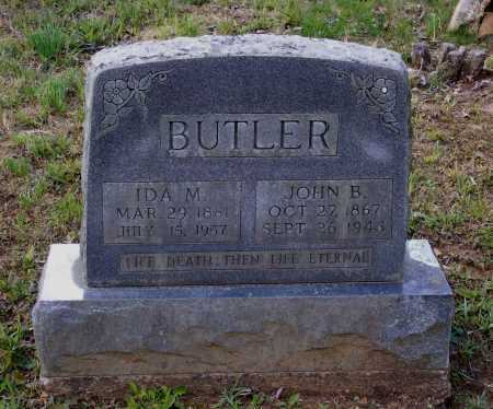 BUTLER, IDA MAE - Lawrence County, Arkansas | IDA MAE BUTLER - Arkansas Gravestone Photos
