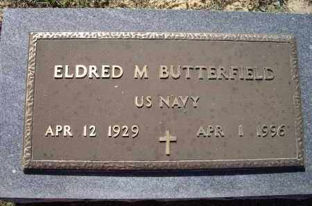 BUTTERFIELD (VETERAN), ELDRED MARSHALL - Lawrence County, Arkansas | ELDRED MARSHALL BUTTERFIELD (VETERAN) - Arkansas Gravestone Photos