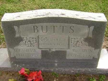 BUTTS, WILLIAM BRYAN - Lawrence County, Arkansas | WILLIAM BRYAN BUTTS - Arkansas Gravestone Photos