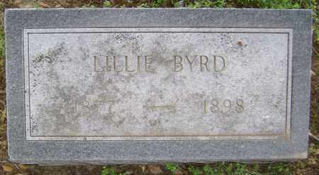 BYRD, LILLIE - Lawrence County, Arkansas | LILLIE BYRD - Arkansas Gravestone Photos