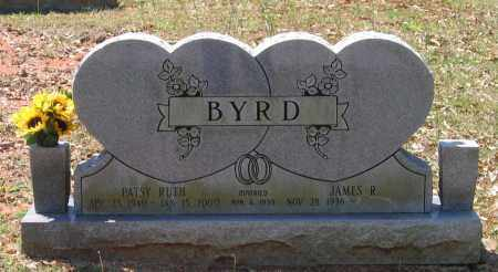 STRATTON BYRD, PATSY RUTH - Lawrence County, Arkansas | PATSY RUTH STRATTON BYRD - Arkansas Gravestone Photos
