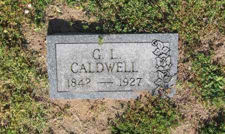CALDWELL, G. L. - Lawrence County, Arkansas | G. L. CALDWELL - Arkansas Gravestone Photos