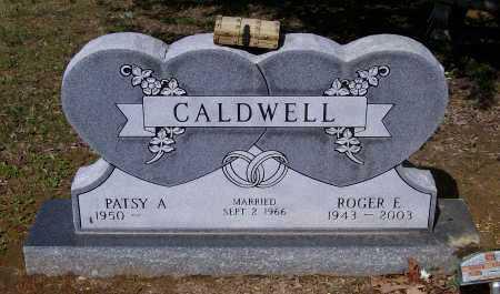 CALDWELL, ROGER E. - Lawrence County, Arkansas | ROGER E. CALDWELL - Arkansas Gravestone Photos