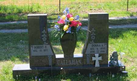 PICKETT CALLAHAN, DONNA ANN - Lawrence County, Arkansas | DONNA ANN PICKETT CALLAHAN - Arkansas Gravestone Photos