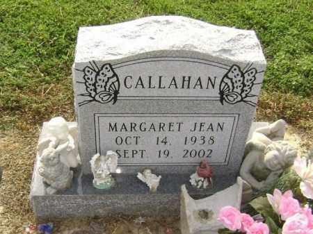 CALLAHAN LEONARD, MARGARET JEAN - Lawrence County, Arkansas | MARGARET JEAN CALLAHAN LEONARD - Arkansas Gravestone Photos