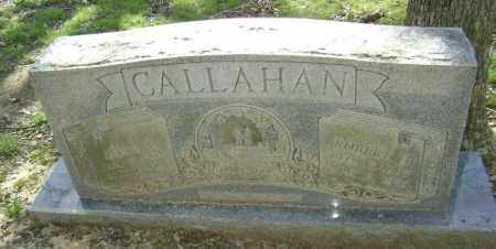 CALLAHAN, ZONA IVON - Lawrence County, Arkansas | ZONA IVON CALLAHAN - Arkansas Gravestone Photos