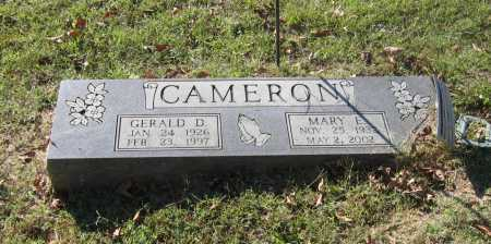 OWENS CAMERON, MARY EDNA - Lawrence County, Arkansas | MARY EDNA OWENS CAMERON - Arkansas Gravestone Photos
