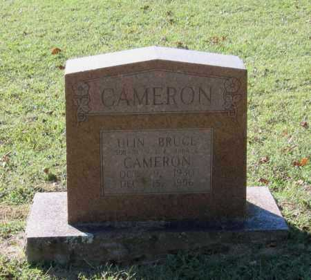 CAMERON, ULIN BRUCE - Lawrence County, Arkansas | ULIN BRUCE CAMERON - Arkansas Gravestone Photos