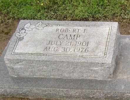 CAMP, ROBERT F. - Lawrence County, Arkansas | ROBERT F. CAMP - Arkansas Gravestone Photos