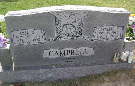 CAMPBELL, EBER ORVILLE - Lawrence County, Arkansas | EBER ORVILLE CAMPBELL - Arkansas Gravestone Photos