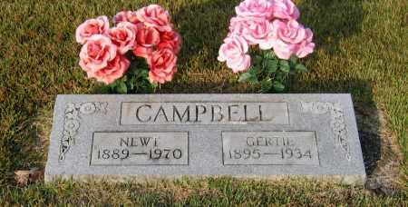 "CAMPBELL, ELI NEWTON ""NEWT"" - Lawrence County, Arkansas 
