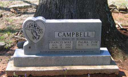 "CAMPBELL (VETERAN - USAF), FRANCIS ""MIKE"" EARL - Lawrence County, Arkansas 