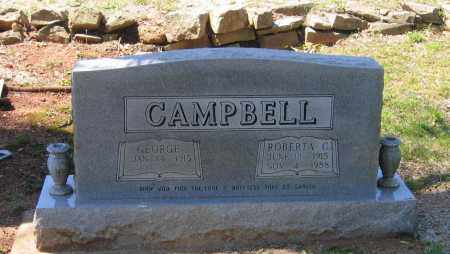 CAMPBELL, ROBERTA C. - Lawrence County, Arkansas | ROBERTA C. CAMPBELL - Arkansas Gravestone Photos
