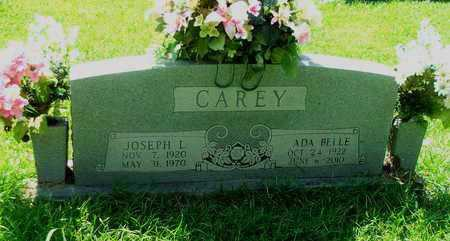 CAREY, JOSEPH LEONARD - Lawrence County, Arkansas | JOSEPH LEONARD CAREY - Arkansas Gravestone Photos