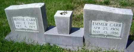 CARR, BENNIE - Lawrence County, Arkansas | BENNIE CARR - Arkansas Gravestone Photos