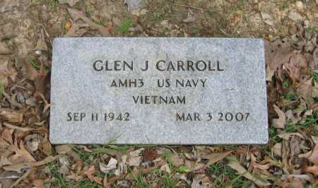 CARROLL (VETERAN VIET), GLEN JASPER - Lawrence County, Arkansas | GLEN JASPER CARROLL (VETERAN VIET) - Arkansas Gravestone Photos