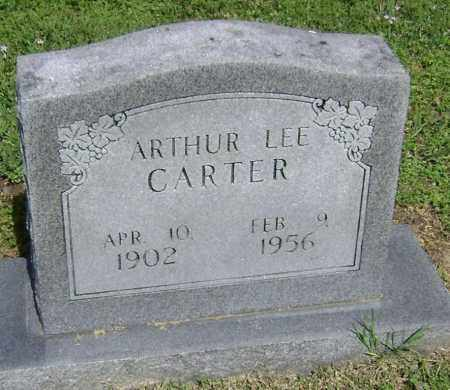 CARTER, ARTHUR LEE - Lawrence County, Arkansas | ARTHUR LEE CARTER - Arkansas Gravestone Photos