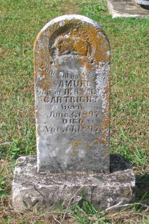 CARTRIGHT, SAMUEL - Lawrence County, Arkansas | SAMUEL CARTRIGHT - Arkansas Gravestone Photos