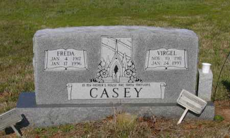 CASEY, VIRGEL - Lawrence County, Arkansas | VIRGEL CASEY - Arkansas Gravestone Photos