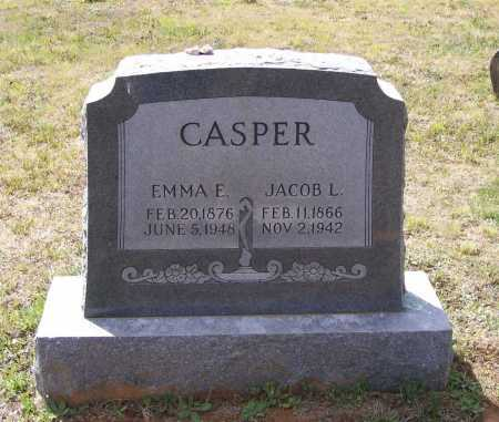 CASPER, EMMA ESTER - Lawrence County, Arkansas | EMMA ESTER CASPER - Arkansas Gravestone Photos