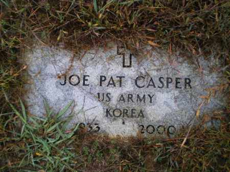CASPER (VETERAN KOR), JOE PAT - Lawrence County, Arkansas | JOE PAT CASPER (VETERAN KOR) - Arkansas Gravestone Photos