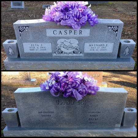 CASPER, MAYNARD ELBERT - Lawrence County, Arkansas | MAYNARD ELBERT CASPER - Arkansas Gravestone Photos