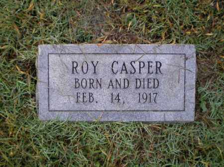 CASPER, ROY - Lawrence County, Arkansas | ROY CASPER - Arkansas Gravestone Photos