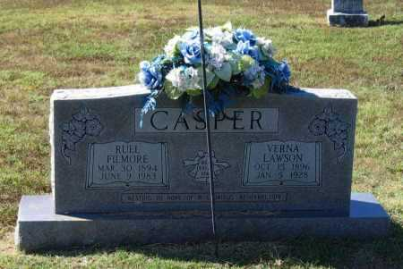 CASPER, VERNA E. - Lawrence County, Arkansas | VERNA E. CASPER - Arkansas Gravestone Photos