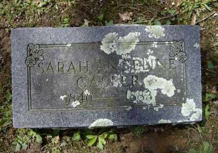 BLACKWELL CASPER, SARAH ANGELINE - Lawrence County, Arkansas | SARAH ANGELINE BLACKWELL CASPER - Arkansas Gravestone Photos