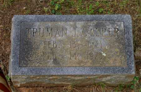 CASPER, TRUMAN J. - Lawrence County, Arkansas | TRUMAN J. CASPER - Arkansas Gravestone Photos