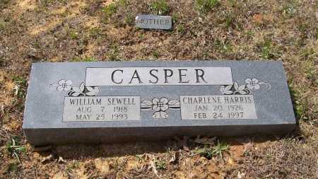CASPER, WILLIAM SEWELL - Lawrence County, Arkansas | WILLIAM SEWELL CASPER - Arkansas Gravestone Photos