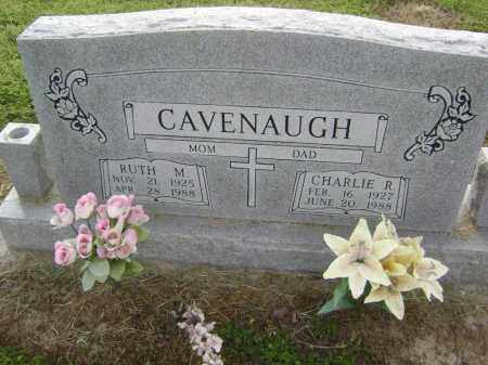 CAVENAUGH, CHARLIE ROY - Lawrence County, Arkansas | CHARLIE ROY CAVENAUGH - Arkansas Gravestone Photos