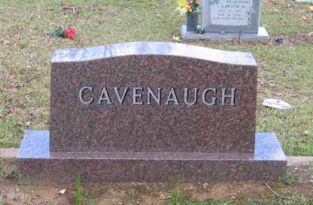 CAVENAUGH FAMILY STONE,  - Lawrence County, Arkansas |  CAVENAUGH FAMILY STONE - Arkansas Gravestone Photos