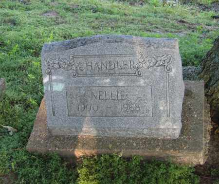 CHANDLER, NELLIE MAE - Lawrence County, Arkansas | NELLIE MAE CHANDLER - Arkansas Gravestone Photos