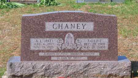 BUCHANAN CHANEY, PAULINE - Lawrence County, Arkansas | PAULINE BUCHANAN CHANEY - Arkansas Gravestone Photos