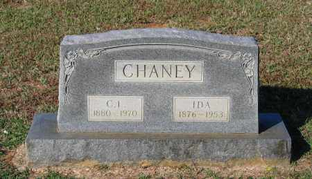 "CHANEY, CHARLEY LEE ""C. L."" - Lawrence County, Arkansas 