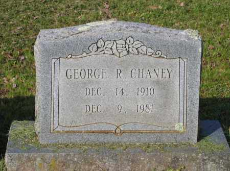 CHANEY, GEORGE R. - Lawrence County, Arkansas | GEORGE R. CHANEY - Arkansas Gravestone Photos