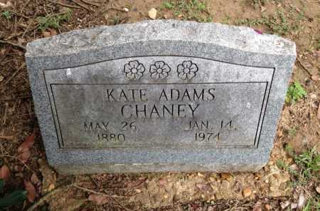 ADAMS CHANEY, KATE - Lawrence County, Arkansas | KATE ADAMS CHANEY - Arkansas Gravestone Photos