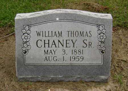 CHANEY, SR, WILLIAM THOMAS - Lawrence County, Arkansas | WILLIAM THOMAS CHANEY, SR - Arkansas Gravestone Photos