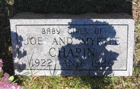 CHAPIN, LORINE - Lawrence County, Arkansas | LORINE CHAPIN - Arkansas Gravestone Photos