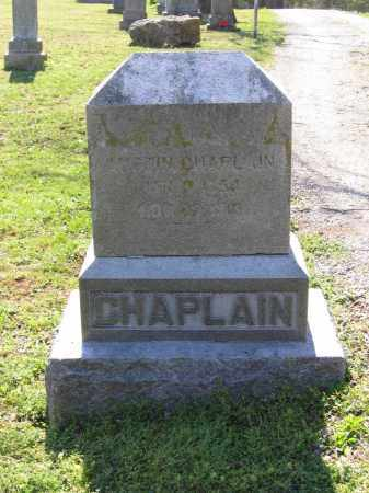 CHAPLAIN, AUSTIN - Lawrence County, Arkansas | AUSTIN CHAPLAIN - Arkansas Gravestone Photos