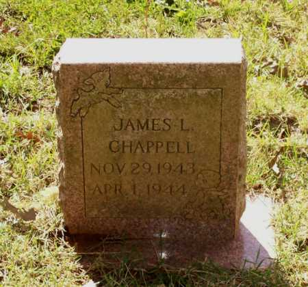 CHAPPELL, JAMES L. - Lawrence County, Arkansas | JAMES L. CHAPPELL - Arkansas Gravestone Photos